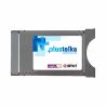 Ide o prístupový dekódovací modul k bezkartovej službe Plustelka. Je vhodný k zariadeniam s tunerom DVB-T2. K dispozícii je 14 neplatených a 9 platených programov. Programy sú dostupné vo štvrtom multiplexe.
