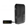 Miniatúrny model 702 T HD poskytuje digitálne vysielanie. Veľkým lákadlom je priaznivá cena, za ktorú si ho môžete kúpiť. Príjem programov je v SD aj HD kvalite, kde rozlíšenie siaha do 1080P. 2x USB port na pripojenie externého média, ktorý prehrá video formáty, hudbu, ale aj obrázky, 1x IEC konektor, 1x JACK konektor a 1x HDMI konektor.