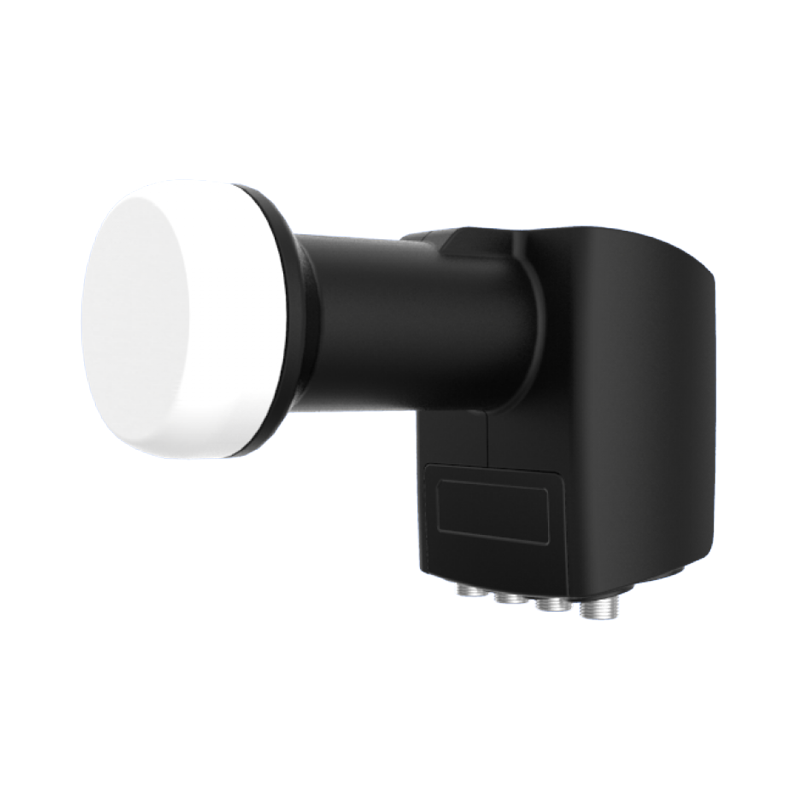 LNB Quad konvertor Inverto Black PRO + terestrial