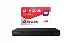 Skylink ready - viaccess - satelitný prijímač - prijímače - satelitná